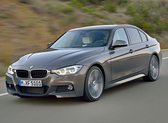 Luxury Sedan BMW