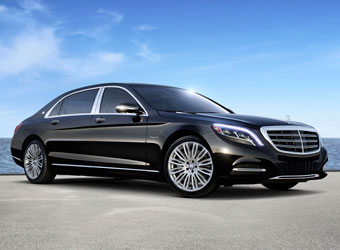 Luxury Sedan MERCEDES